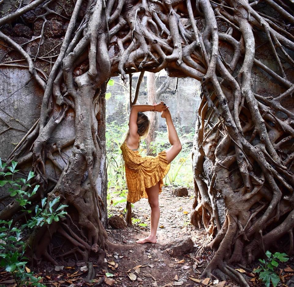 Mollie Cox Yoga Teacher
