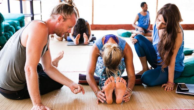 500 Hour Yoga Teacher Training Anatomy Teacher