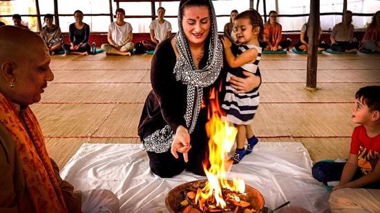 Himalaya Yoga Valley Family
