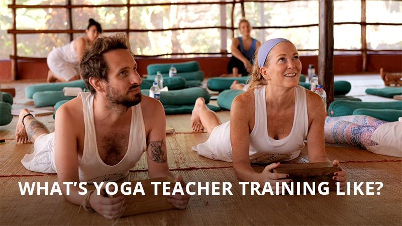 Graphic: What's Yoga Teacher Training Like