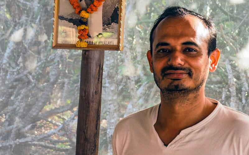 Lalit Kumar Yoga Teacher