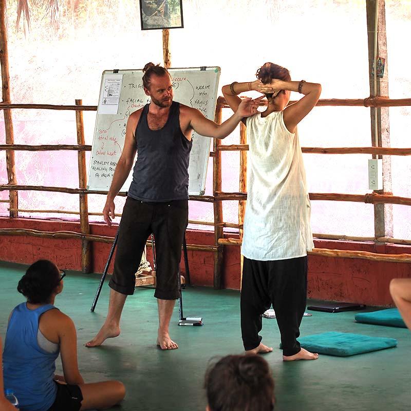 Adam Divine and Viriam Kaur Structural Awareness Technique