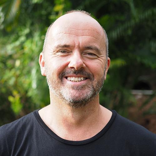 Tony Healy Yoga Teacher